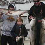 Ryan and his crew caught the limit - July 2011.